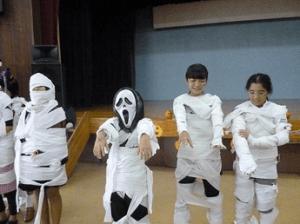 ハロウィンパーティーゲーム幼児大人数子供14
