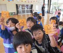 ハロウィンパーティーゲーム幼児大人数子供18