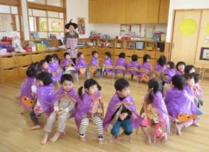 ハロウィンパーティーゲーム幼児大人数子供21