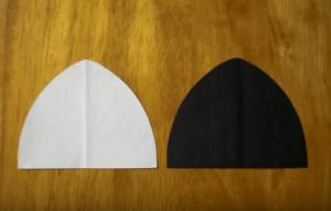 ハロウィン仮装黒猫猫耳24