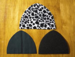 ハロウィン仮装黒猫猫耳26