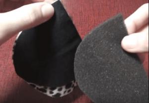 ハロウィン仮装黒猫猫耳27