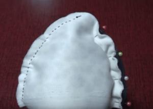 ハロウィン仮装黒猫猫耳35