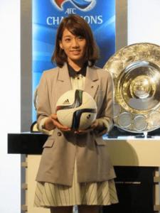 佐藤美希プロフィールJリーグ女子マネージャー