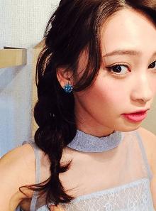 大政絢すっぴんかわいい髪型3