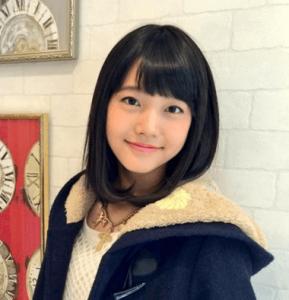 飯豊まりえ出身高校日出高校制服中川可菜2