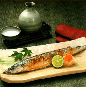 さんまの塩焼ききれいな食べ方9