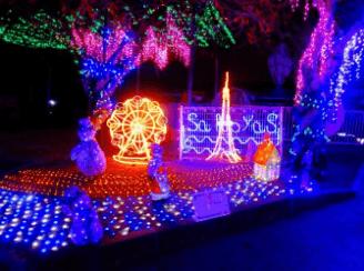 ときわ公園イルミネーション2016入場料金-1