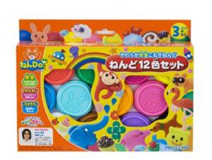 クリスマスプレゼント交換1000円粘土