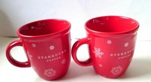 クリスマスプレゼント交換2000円マグカップペア