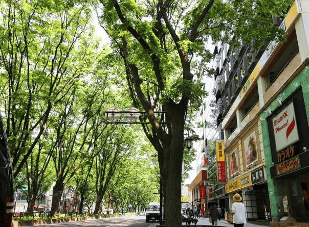 仙台光のページェント2016ホテル見えるスーパーホテルInn仙台・国分町