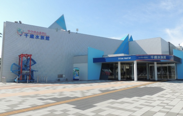 北海道おすすめ水族館千歳水族館