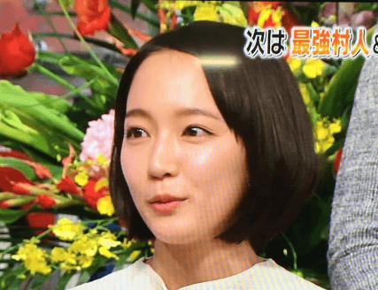 吉岡里帆髪型