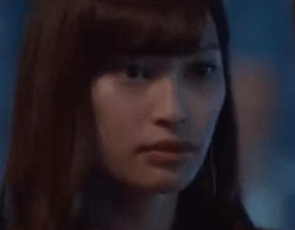 大政絢唇キス7