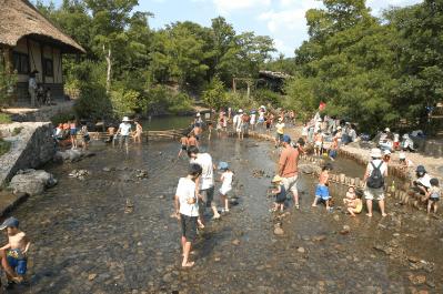木曽三川公園イルミネーション2016駐車場料金