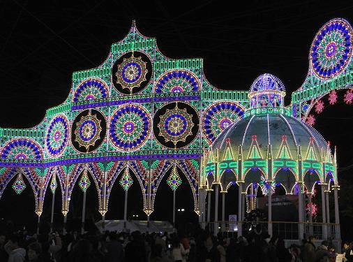 神戸ルミナリエ2016最寄り駅場所取りスパッリエーラ