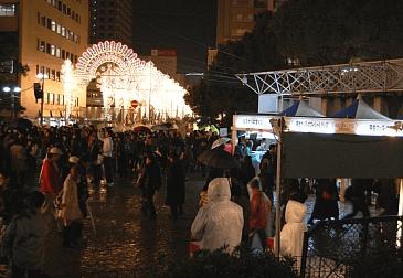 神戸ルミナリエ2016混雑回避平日雨の日