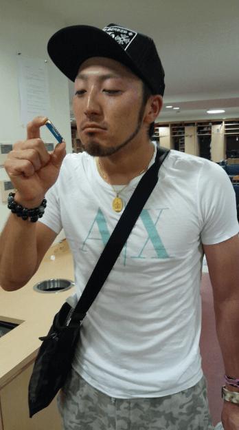 菊池涼介広島カープ私服4