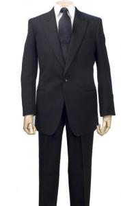 葬式男性親族服装