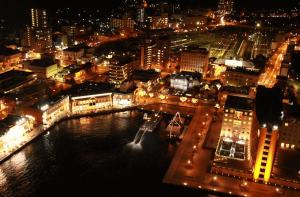 門司港イルミネーション2016開催期間点灯時間2