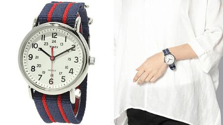 クリスマスプレゼント彼女高校生腕時計ランキングTIMEX
