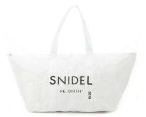 スナイデル福袋2019