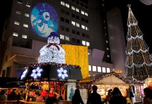 ドイツクリスマスマーケット大阪2016場所アクセス