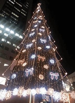 ドイツクリスマスマーケット大阪2016場所営業時間