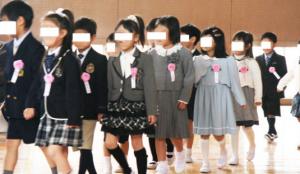 入学式の女の子の服装はこんな感じ