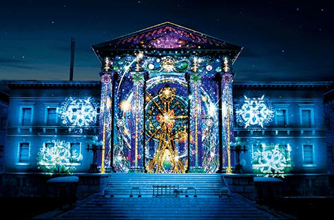大阪光のルネサンス2016場所時間2