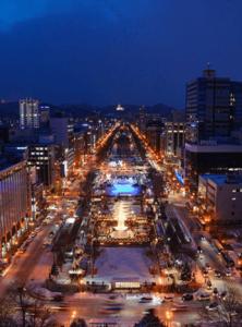 札幌ホワイトイルミネーション2016期間時間