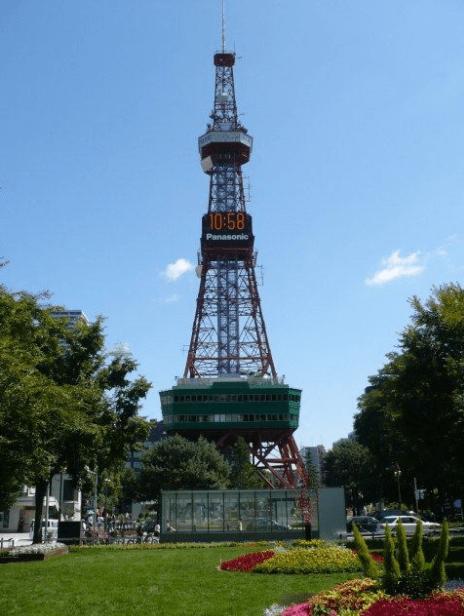 札幌ホワイトイルミネーション2016穴場さっぽろテレビ塔