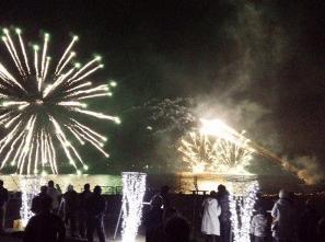 榛名湖イルミネーションフェスタ2016花火日程時間