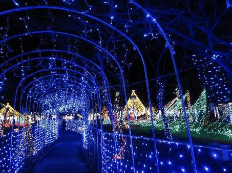 榛名湖イルミネーションフェスタ2016花火日程時間2