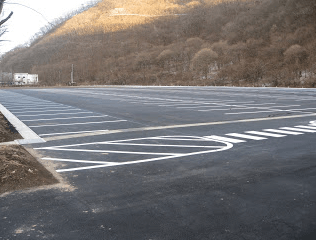 榛名湖イルミネーションフェスタ2016駐車場