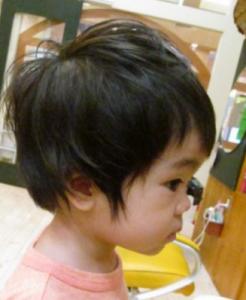 髪型ふんわり