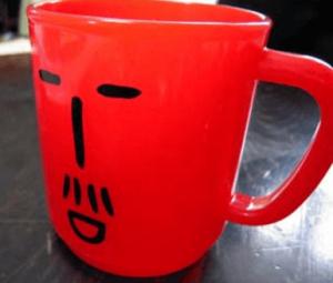テレビ父さんマグカップ