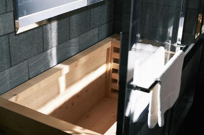 トランスイート四季島料金デラックススイートヒノキ風呂