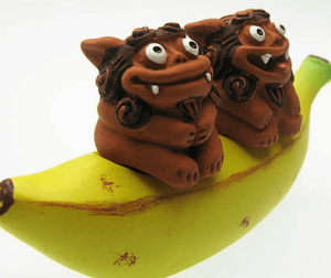 バナナカスシーサー
