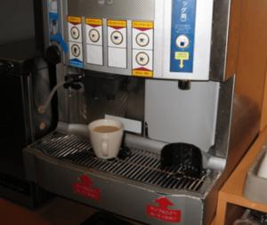 ファミレスコーヒー