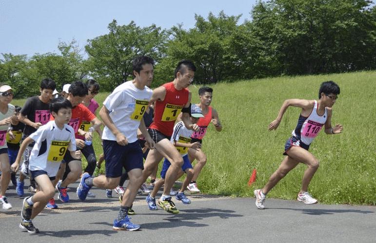マラソン大会東京2017初心者10km小松菜マラソン2
