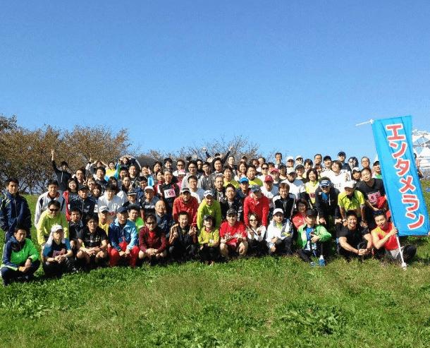 マラソン大会東京2017初心者10km荒川ウィンターマラソン