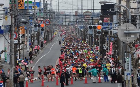 マラソン大会関東初心者子供おすすめ古河はなももマラソン