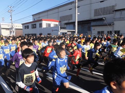 マラソン大会関東初心者子供おすすめ浦安シティマラソン
