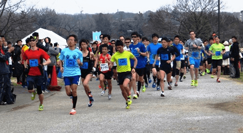 マラソン大会関東初心者子供おすすめ調布テンケーマラソン