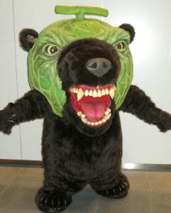 メロン熊グッズお土産