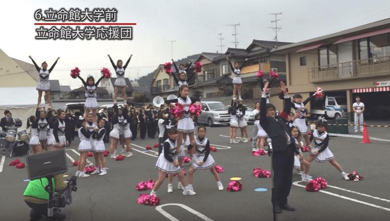 京都マラソン2017コース応援