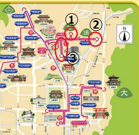 京都マラソン2017コース高低差2016
