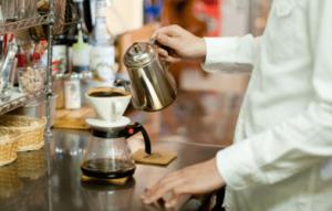 喫茶店コーヒー