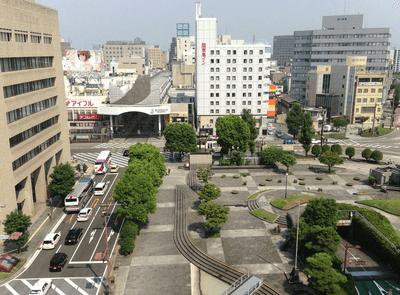 熊本城マラソン2017交通規制辛島公園